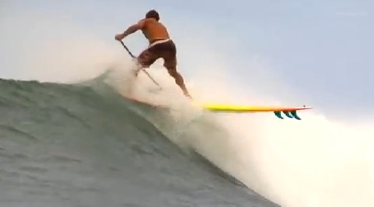laird sup trick